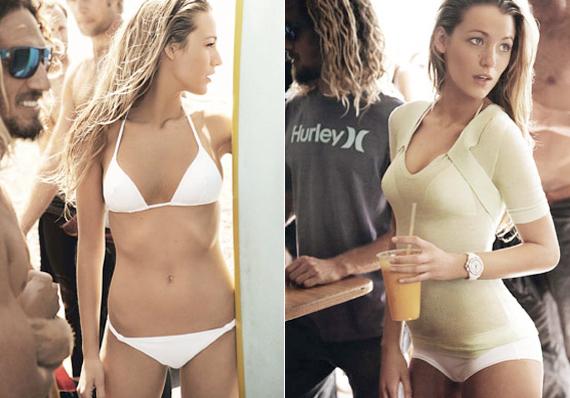 Blake Lively in bikini